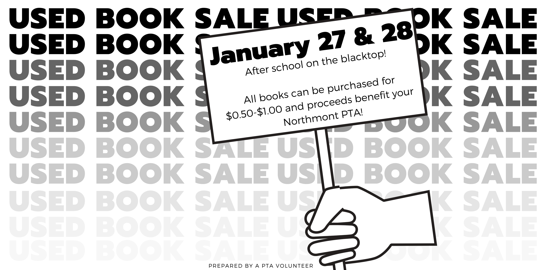 Used Book Sale 2020